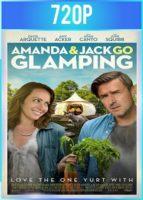 Amanda and Jack Go Glamping (2017) BRRip HD 720p Latino Dual