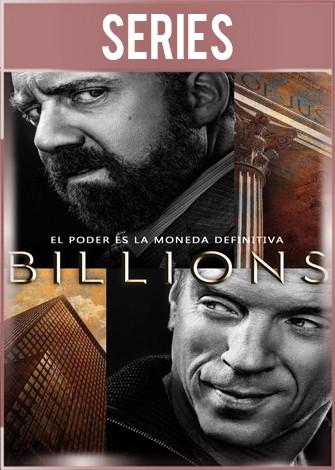Billions Temporada 1 Completa HD 720p Latino Dual
