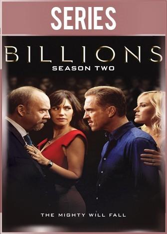 Billions Temporada 2 Completa HD 720p Latino Dual