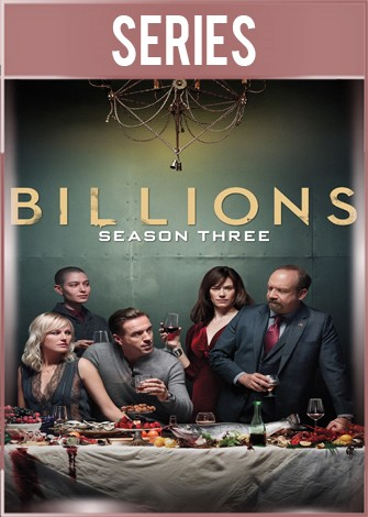 Billions Temporada 3 Completa HD 720p Latino Dual