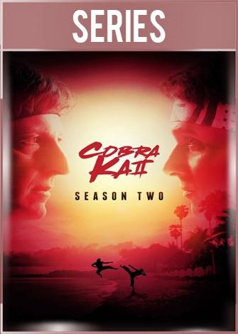 Cobra Kai Temporada 2 Completa HD 1080p Subtitulado