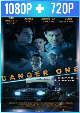 Danger One (2018) HD 1080p y 720p Latino