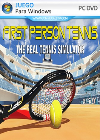 First Person Tennis The Real Tennis Simulator PC Full