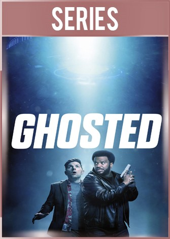 Ghosted Temporada 1 Completa HD 720p Latino Dual