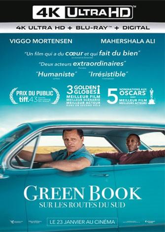 Green Book (2018) 4K Ultra HD Latino Dual