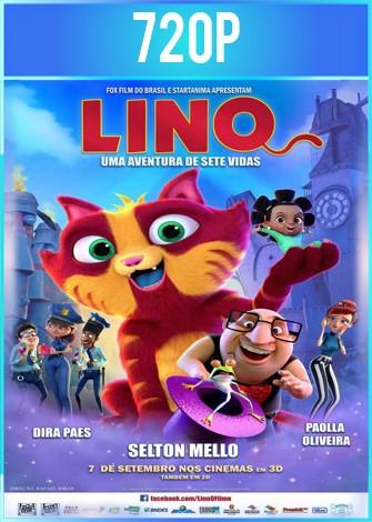Lino una aventura con siete vidas (2017) BRRip HD 720p Latino Dual