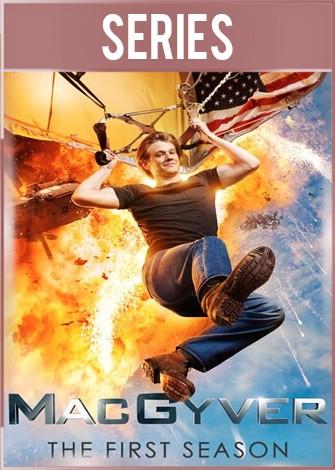 MacGyver Temporada 1 Completa HD 720p Latino Dual