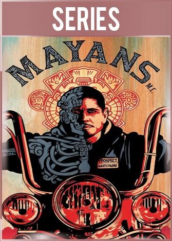 Mayans M.C. Temporada 1 Completa HD 720p Latino Dual