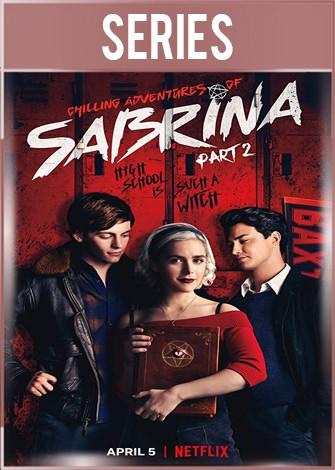 El mundo oculto de Sabrina Temporada 2 Completa HD 720p Latino Dual