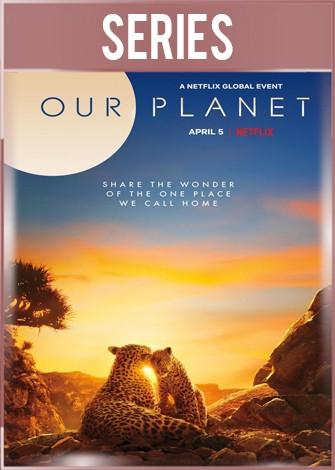 Nuestro planeta Temporada 1 Completa HD 720p Latino Dual