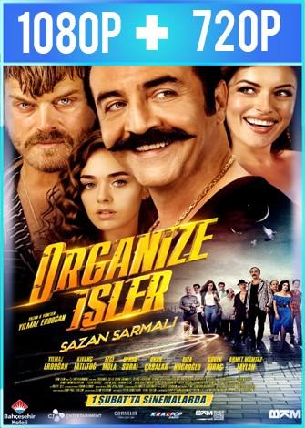 Organize Isler 2: Sazan Sarmali (2019) HD 1080p y 720p Latino Dual