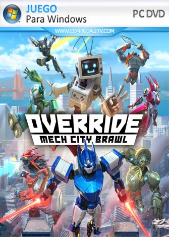 Override Mech City Brawl PC Full Español