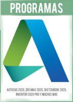 Pack de programas Autodesk Autocad 2020 en Español