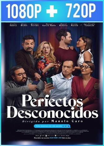 Perfectos Desconocidos (2018) Mexicana HD 1080p y 720p Latino