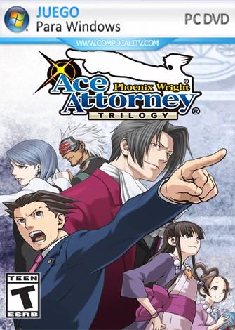 Phoenix Wright Ace Attorney Trilogy PC Full