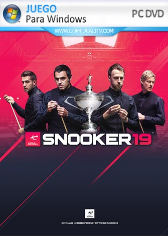 Snooker 19 PC Full Español