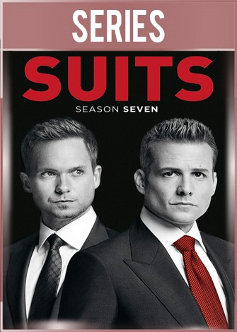 Suits Temporada 7 Completa HD 720p Latino Dual