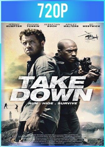 Take Down (2016) BRRip HD 720p Latino Dual