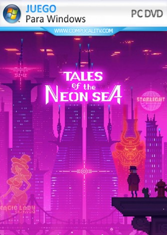 Tales of the Neon Sea PC Full Español