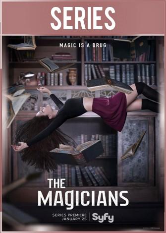 The Magicians Temporada 1 Completa HD 720p Latino Dual