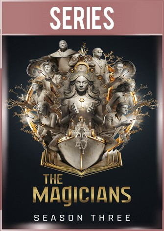 The Magicians Temporada 3 Completa HD 720p Latino Dual