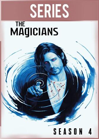 The Magicians Temporada 4 Completa HD 720p Latino Dual