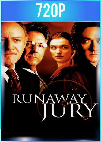 Tribunal en fuga (2003) BRRip HD 720p Latino Dual