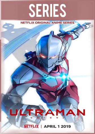 Ultraman Temporada 1 Completa HD 720p Latino Dual