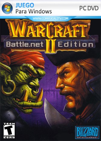 Warcraft II Battle.net Edition PC Full GOG