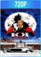 101 dálmatas (1996) BRRip HD 720p Latino Dual