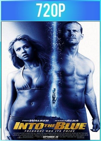 Azul extremo [Into the Blue] (2005) HD BRRip 720p Latino Dual