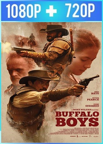 Buffalo Boys (2018) HD 1080p y 720p Latino Dual