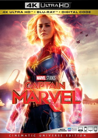 Capitana Marvel (2019) 4K HDR Ultra HD 2160p Latino Dual