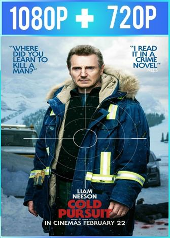 Cold Pursuit [Venganza] (2019) HD 1080p y 720p Latino Dual