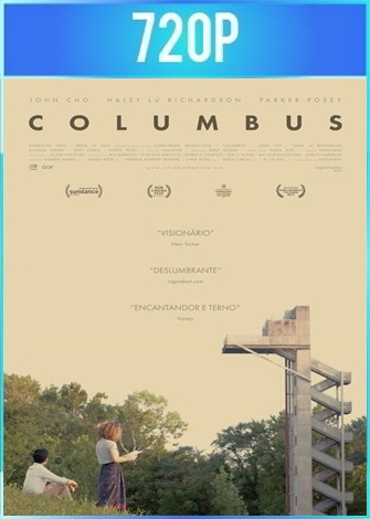 Columbus (2017) BRRip HD 720p Latino Dual