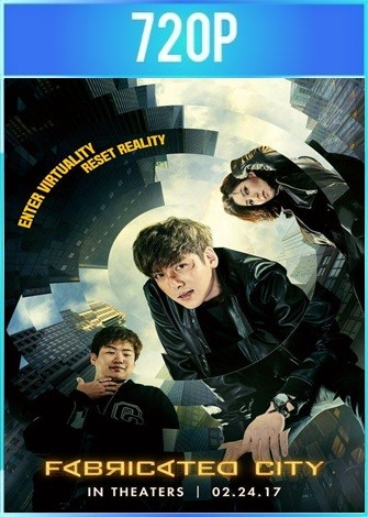 Fabricated City [Ciudad virtual] (2017) BRRip HD 720p Latino Dual