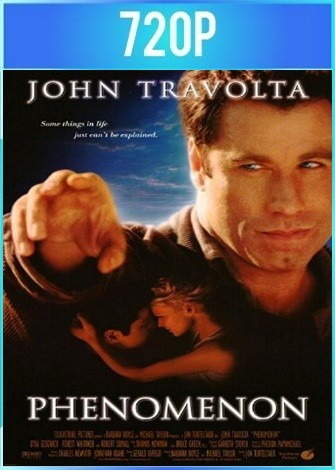 Fenómeno (1996) BRRip HD 720p Latino Dual