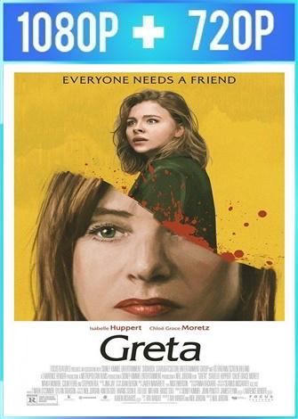 Greta [La viuda] (2018) HD 1080p y 720p Latino Dual
