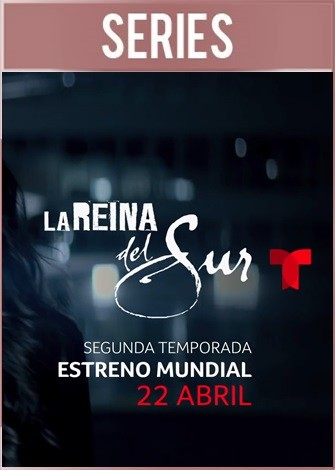 La Reina del Sur Temporada 2 (2019) HD 720p Latino