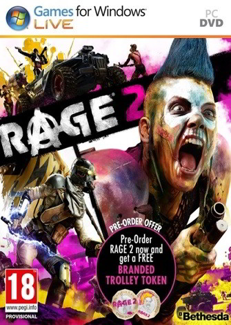 RAGE 2 PC Full Español