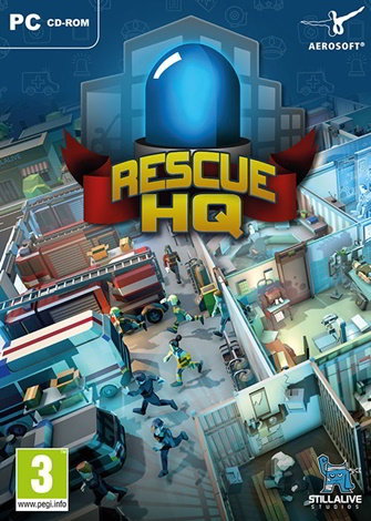 Rescue HQ - The Tycoon PC Full Español