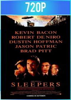 Sleepers [Los hijos de la calle] (1996) BRRip HD 720p Latino Dual