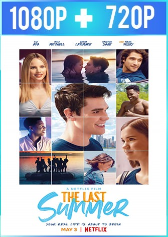 The Last Summer (2019) HD 1080p y 720p Latino Dual