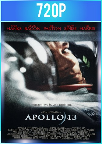 Apolo 13 (1995) BRRip HD 720p Latino Dual