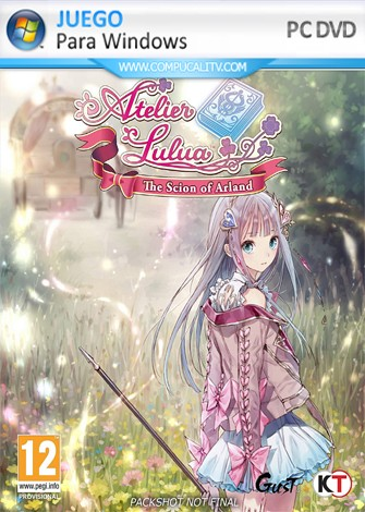 Atelier Lulua The Scion of Arland PC Full