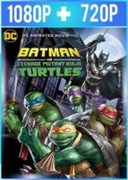 Batman vs las Tortugas Ninja (2019) HD 1080p y 720p Latino
