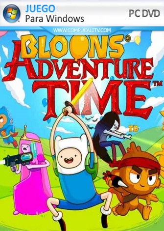 Bloons Adventure Time TD PC Full Español