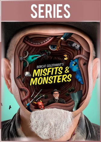 Bobcat Goldthwaits Misfits and Monsters Temporada 1 Completa HD 720p Latino Dual