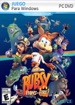 Bubsy Paws on Fire PC Full Español