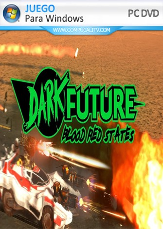 Dark Future Blood Red States PC Full